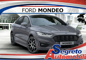 Ford-Mondeo 4p