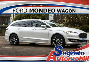 Ford-Mondeo Wagon