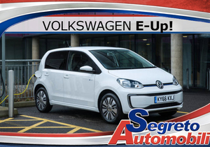 Volkswagen-e-Up! -